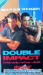 video film Double impact